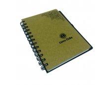 Caderno Kraft
