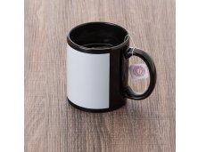 Caneca Cerâmica 350ml com Colher