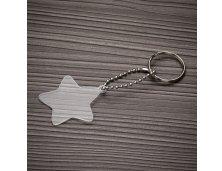 Chaveiro Plástico Estrela