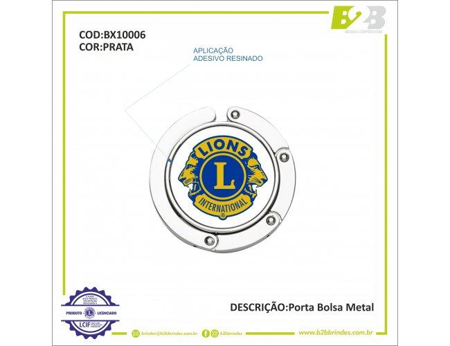 Porta Bolsa Metal dobrável