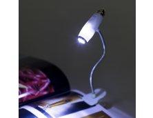 Luminária Plástica Flexível
