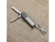 Mini Canivete 3 Funções INOX