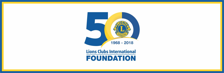 LCIF 50th
